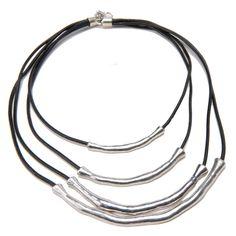 Zara Leather Necklace