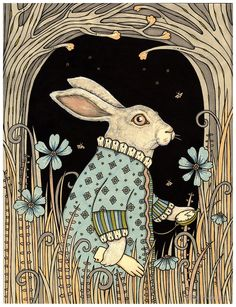 HOW LONG IS FOREVER? - ALICE IN WONDERLAND BY ANITA INVERARITY