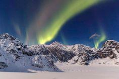 Catered Ski Chalets Alaska • Leo Trippi