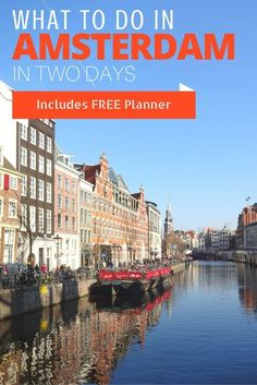 Just over an hour away from London, Amsterdam is home to everything you'd want in a short city break: it's easy to get around, either by foot or on the many trams that run around the city centre, easily accessible from the airport (just 30 minutes on the train). Go for a weekend with this perfect Amsterdam city break itinerary!