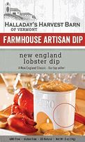 New England Lobster Artisan Dip for your Tailgate or Gameday Party $5
