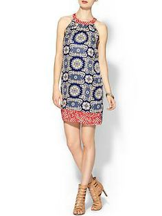 THML Clothing Paisley Halter Dress | Piperlime