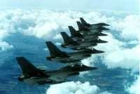 Αμερικανικά F-16 στην Τουρκία για υποστήριξη του αγώνα κατά του ΙΚ