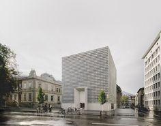 Project of the Month: Fine Arts Museum , © Simon Menges