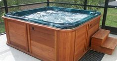Reviews and analysis of hot tub covers and hot tub cover lifts.