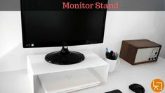 Looking for #monitor #stand for your office? Then you are at right place. #Office #Furniture #Online offer wide range of monitor stand for office. Our designed is to maximize your viewing comfort and improve your productivity with its multi-adjustment capabilities. Need more info visit our website. Monitor Stand, Furniture Online, Productivity, Improve Yourself, Range, Website, Modern, Cookers, Trendy Tree
