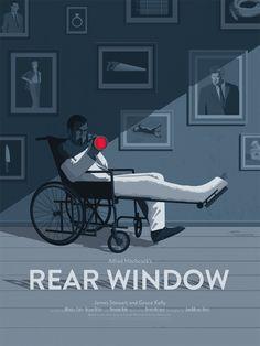 Rear Window by Stephan Schmitz