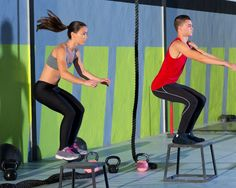 10 Plyometric Exercise Moves That Burn Major Calories