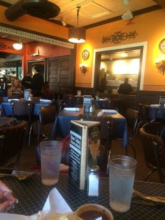 Uncle Julio's Fine Mexican Foods - Fort Worth, TX, United States. Wide open seating!!