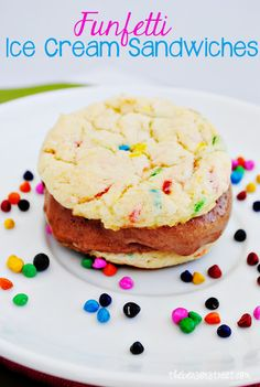 Funfetti Ice Cream S
