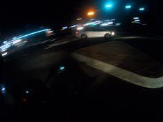 #Car #Hops #Curb on #Riverside #DrunkDriver #Austin #Texas 07262017