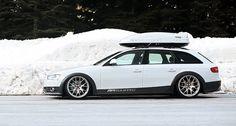 Audi A4 Allroad Quattro RPI Equipped // #audi unffcfcfcfcffcccfgjcgcjgcgf i want