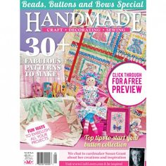 Digital Handmade magazine available now!