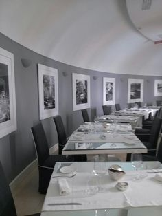 Chic dining room at Villa Marina Capri, boutique splendor! http://www.facebook.com/celebratetravelinc