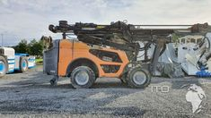 Used #underground #Mining #machines for sale.. #Atlascopco #Epiroc #tunneling #Equipment #scooptram #TBM #Bergbau #Baumaschine