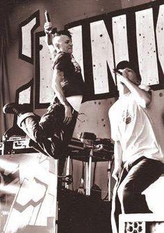 Linkin Park - Chester Bennington & Mike Shinoda