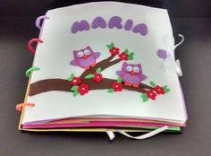 Psicóloga se inspira em sobrinha e cria livro sensorial feito de EVA e feltro | Midiamax