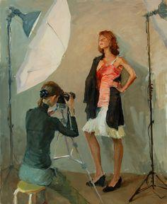 Oil Paintings | Valeriy Gridnev