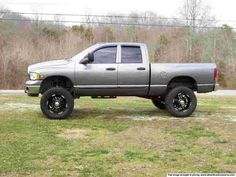 lifted dodge truck | ... LIFTS OFF.....BIG AND small - Page 18 - Dodge Cummins Diesel Forum