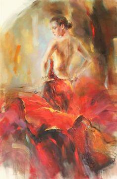 Estampa by Anna Razumovskaya
