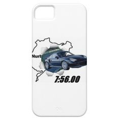 Ring Masters: 2000 Turbo iPhone SE/5/5s Case