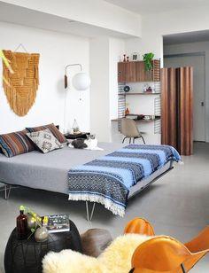 Wakako's Earth Tones Bedroom My Bedroom Retreat Contest