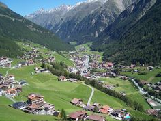 Sölden - Tirol - Austria