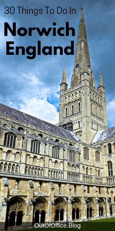Things to Do in Norwich England - - Norwich England has the largest walled center and is famous for its canaries, mustard, and gorgeous cathedral. Here are 30 things to do in Norwich England. Europe Travel Tips, Travel Guides, Travel Destinations, Travel Uk, Travel England, European Destination, European Travel, Norwich England, Norfolk England