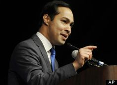 """Julian Castro, San Antonio Mayor, First Latino DNC Keynote Speaker.Proud to be a Texan for the first time in a long time after this speech. """"Mitt Romney, quite simply, doesn't get it. Chicano, Latina, Julian Castro, Harvard Law, Democratic National Convention, Keynote Speakers, Prime Time, Good People, San Antonio"""