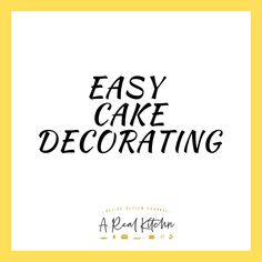 If you are a lover of all things cake decorating, this is definitely your board Opening A Bakery, Panda Cakes, Easy Cake Decorating, Board, Panda Bear Cake, Sign, Planks