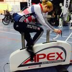 ApexBikePerformance (ApexBike) on Twitter Amy Hill world junior champion