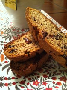 Double Chocolate Coconut Biscotti | Recipe | Biscotti, Coconut and ...