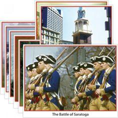 Revolutionary War Events Photos