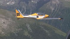 Elektra One Solar becomes first solar-electric aircraft to cross the Alps in both directions | Climbing to an altitude of over 3,000 m (9,843 ft) and traveling 190 km (118 miles), it reached the Austrian town of Zell am See within two hours. The aircraft's stated range is 500 km (311 miles) or five hours. [The Future of Aviation: http://futuristicnews.com/tag/aircraft/ Electric Airplanes: http://futuristicnews.com/tag/electric-airplane/]