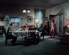 View Untitled Family dinner by Gregory Crewdson on artnet. Browse upcoming and past auction lots by Gregory Crewdson. Narrative Photography, Cinematic Photography, Contemporary Photography, Fine Art Photography, Nude Photography, Artistic Photography, Gregory Crewdson Photography, Cinematic Lighting, Museums In Nyc
