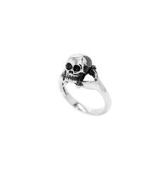 Small Skull Ring The Great Frog London