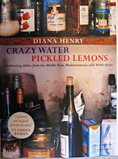 Crazy water pickled lemon
