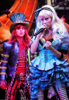 Alice Rocks California Adventure (at Mad T Party) pic by RichMartin on Flickr