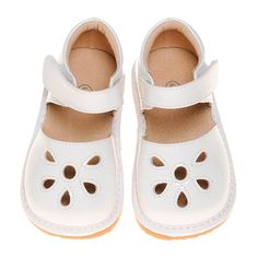 Pre Order White Petal Patent Style Squeaky Shoes (June) – Southern Tots Squeaky Shoes, Crocs, Baby Shoes, June, Sandals, Southern, Clothes, Style, Fashion