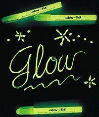 105 Best Glow In The Dark Paint Images Glow The Darkest