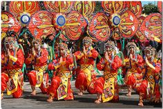 Kadayawan festival - Davao
