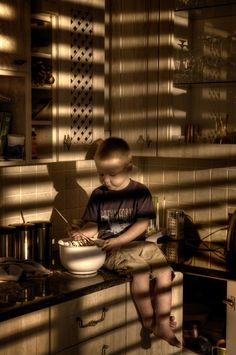 Baker Boy by Louw van Staden, via 500px