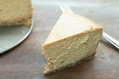 Sweet Potato Pie Cheesecake with Butter Pecan Crust - Creole Contessa