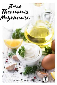 Making mayonnaise in the Thermomix is so much easier than whisking the ingredients by hand. These tips will ensure a perfect Thermomix mayonnaise every time. Pumpkin Jam, Pumpkin Soup, Pumpkin Recipes, Mayonnaise Recipe, Grapefruit Diet, Homemade Sauce, Casserole Dishes, Food Print, Keto Recipes
