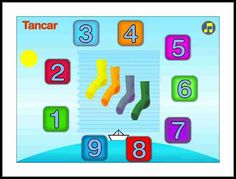 Infantil Mercedarias: Aprende a Contar Kids Playing, App, Games, Delaware, Beaches, Chicago, Counting Activities, Interactive Activities, Boys Playing