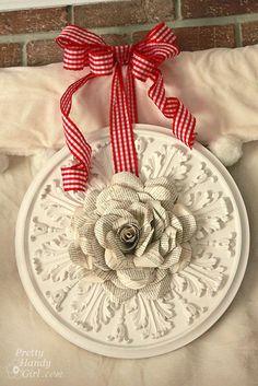 20+ Fabulous DIY Valentine's Day Wreaths25