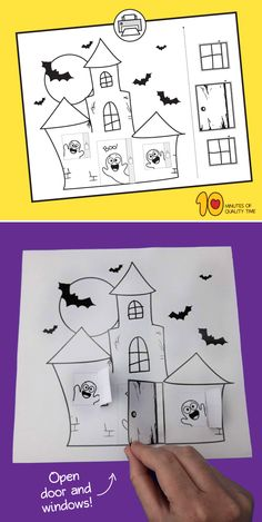 Looking For Cute Halloween Costumes Halloween Arts And Crafts, Cute Halloween Costumes, Diy Halloween Decorations, Scary Halloween, Happy Halloween, Adornos Halloween, Manualidades Halloween, Halloween Haunted Houses, Printable Crafts