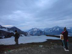 #siddhaswarupananda s exploration with co-tourists