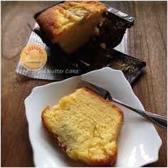 Cuisine Paradise | Singapore Food Blog | Recipes, Reviews And Travel: Durian Butter Cake