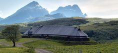 Lofotr Viking Museum in the Lofoten Islands, Norway - Photo: Lofotr Viking Museum